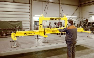 How to Build a Vacuum Lifter?