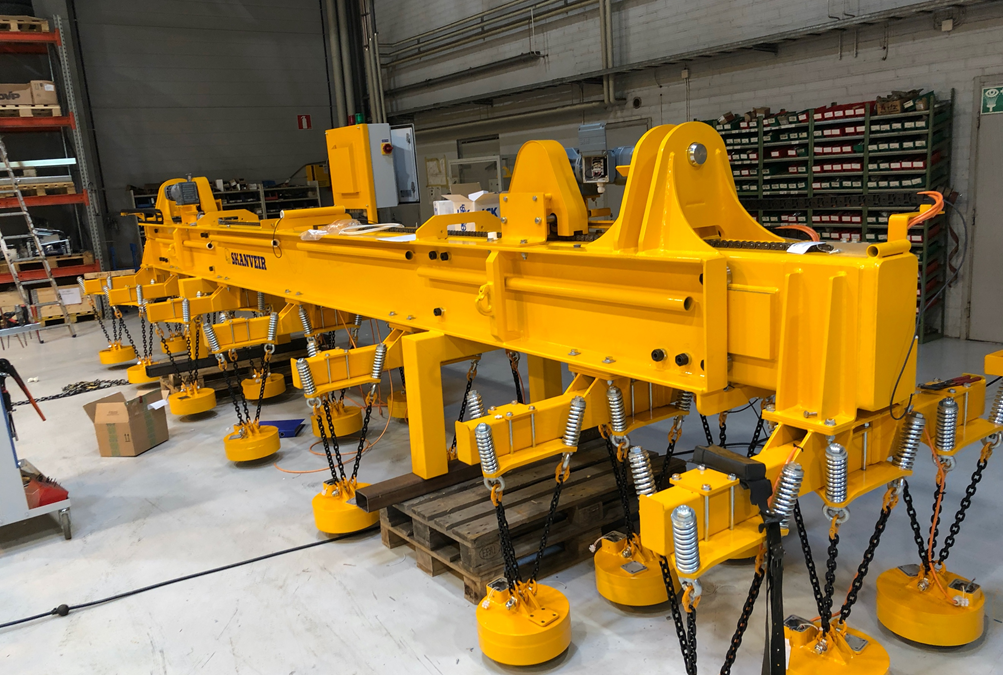 Why Choose Magnetic or Vacuum Lifter?